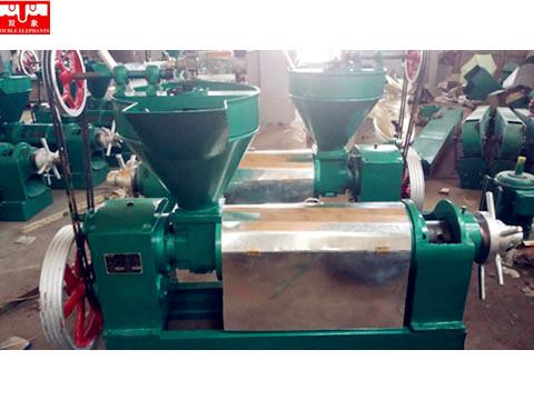 6YL-120型螺旋榨油机