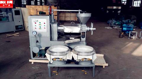 6YL-80A型全自动榨油机